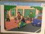 Verkeersopvoeding 4: Stappen op de stoep
